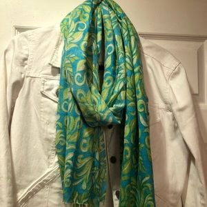 Lilly summer scarf